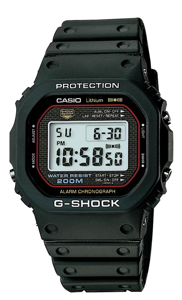 G-SHOCK 歴代モデル DW-5000C