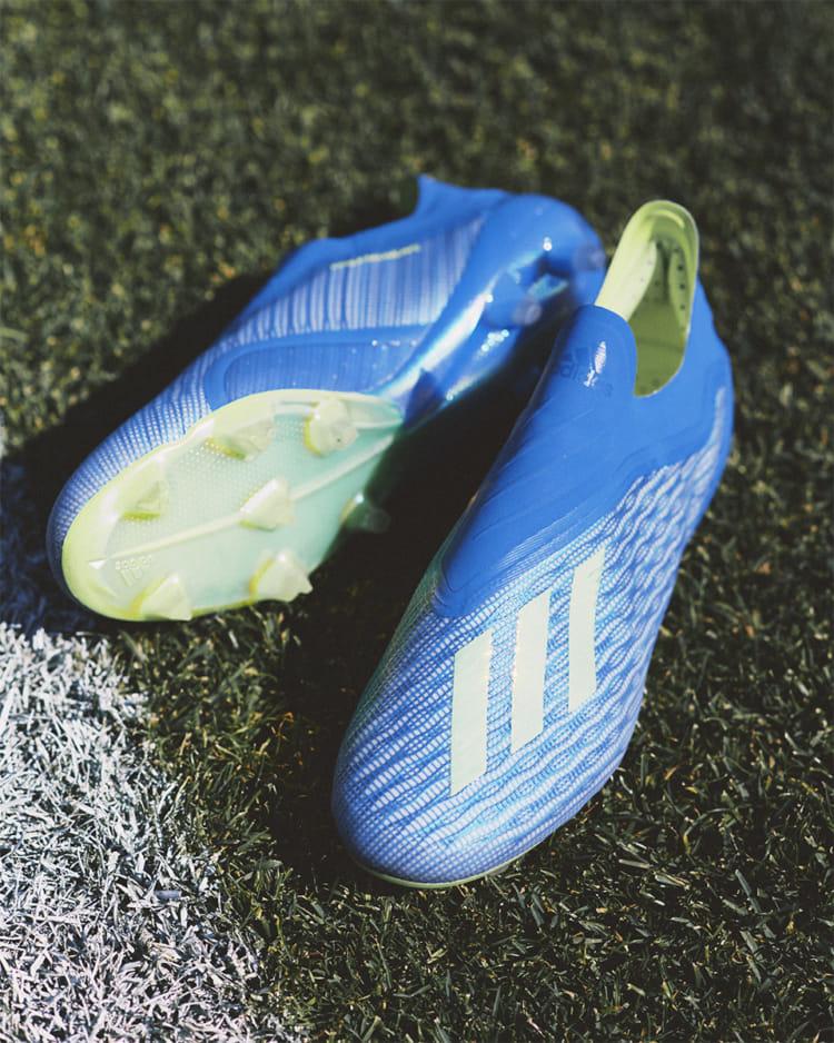 FIFA ワールドカップ ロシア adidas グローバル メディアデー トレーニングセッション スプリントスパイク X18 1