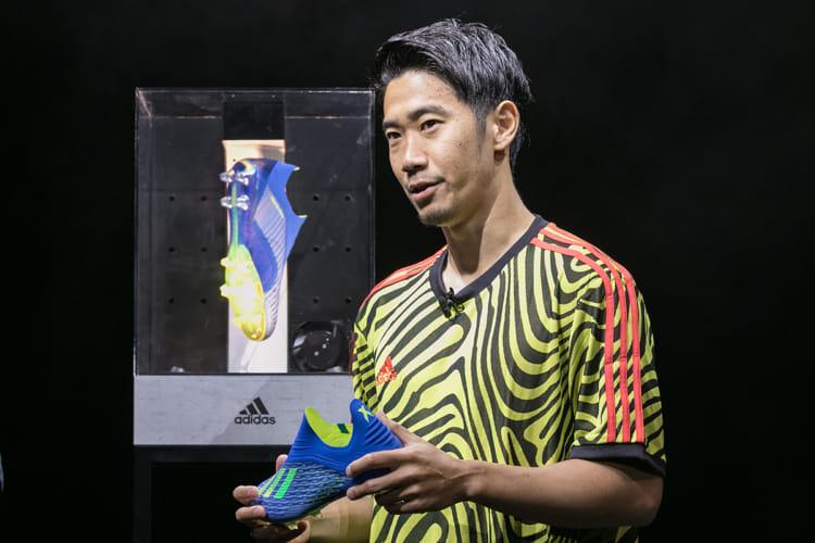 FIFA ワールドカップ ロシア adidas WORLD CUP DAY 香川真司 X18
