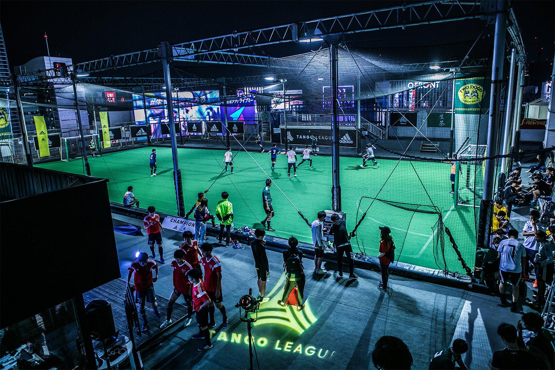 adidas TANGO LEAGUE TOKYO FINAL 2018 ストリートフットボール サムネイル
