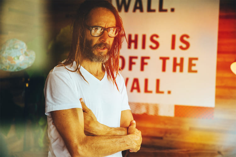 Tony Alva トニー アルバ House of VANS GREENROOM インタビュー 1