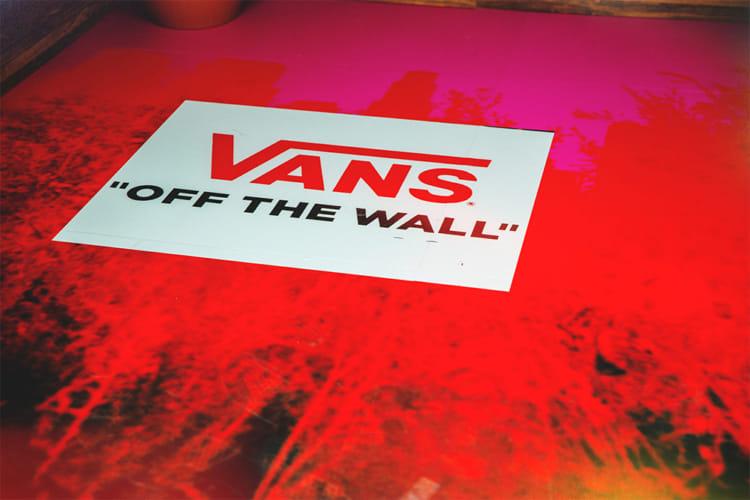 Tony Alva トニー アルバ House of VANS GREENROOM インタビュー 2 VANS ロゴ
