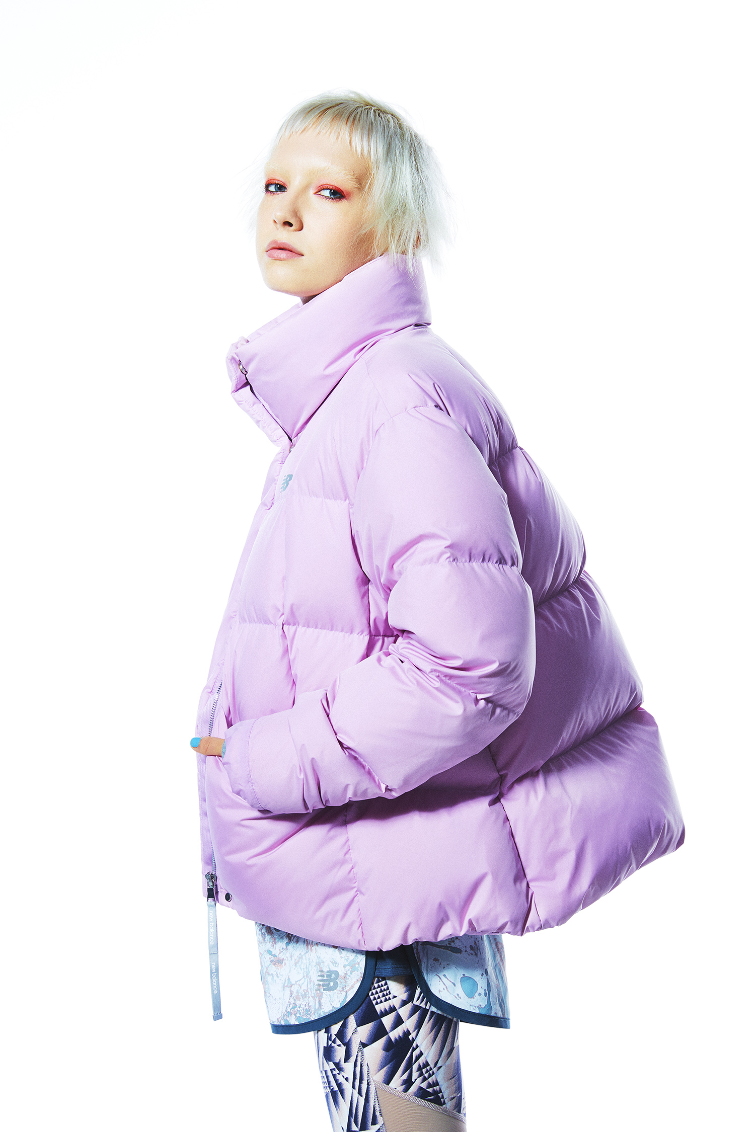 New Balance Down Jacket Collectionが10月26日よりリリース 記念pop Up