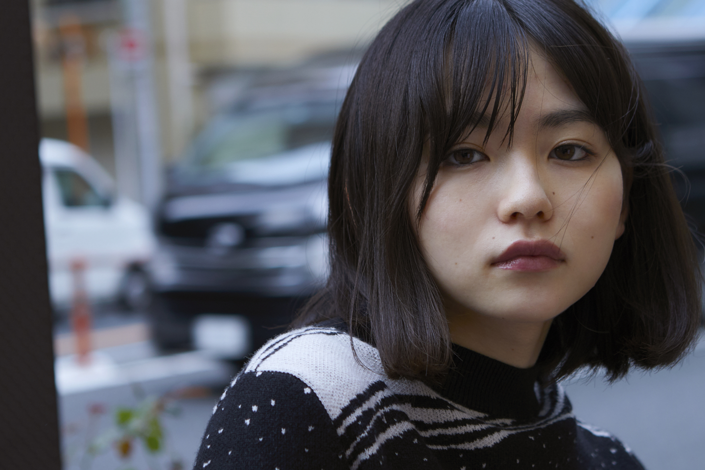 Dear Upcoming Actors #06 山田杏奈 | EYESCREAM