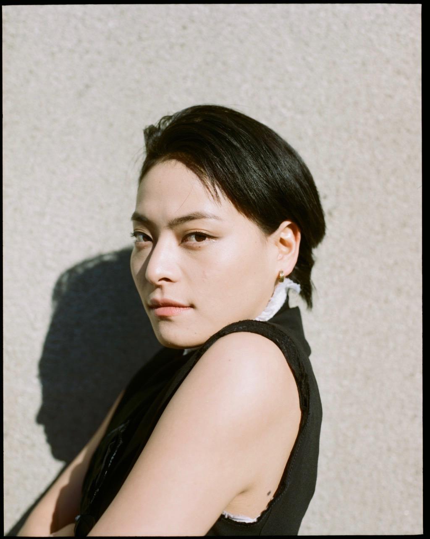 太賀,写真,菅原小春,女優,ダンス,橙